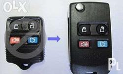 FORD MOTORS REMOTE CASE FLIP KEY REPLACEMENT - Upgrade