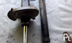 Ford focus 2007: - left front and rear original shock