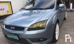 Ford Focus 2008 model Manual transmission 6 speed