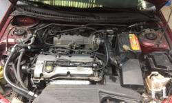 Ford Lynx GSI 2002 Model Automatic Transmission Red