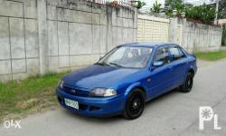 Rush sale ford lynx manual all power cold aircon gud