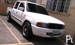 Gawin: Ford Modelo: Ranger Mileage: 840,000 Kms Taon: