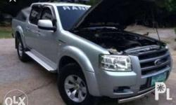 Ford ranger 4x4 manual transmission