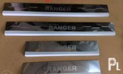 Ford Ranger door stepsill scuff plate thailand made