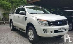 2015 Ford Ranger WildTrak XLT 4x2 MT Selling because I