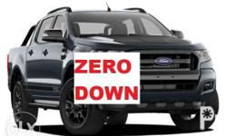 FORD ALL-IN LOWEST DOWNPAYMENT!! No Hidden charges!