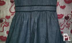 Formal dress, color gray, Used but not abused