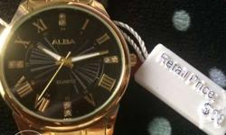 Forsale branded watches available catier Alba Rolex