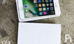 Forsale iPhone 6 Plus gold Factory unlocked openline No
