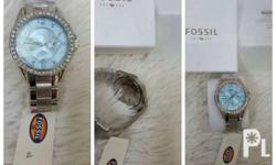 Avail now fossil watch original Fossil watch 100%