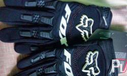 Brand new, On-hand FOX Dirtpaw Motorcycle Gloves Price: