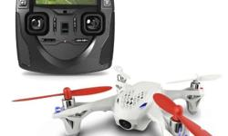 Lightweight airframe with nice durability Latest 6-axis