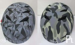 FEATURES Available designs: Grey Mosaic and Army Camou
