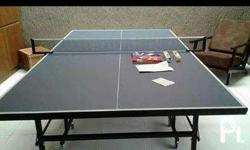 TABLE TENNIS Without wheels 9k pesos With wheels 10k