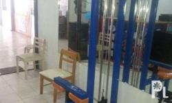 we manufacture all kind of gym equipment visit our fb