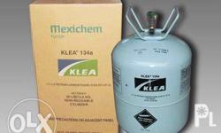 Brand new Klea 134a from Japan 1 Tank 4,300 only