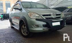 2005 Toyota Innova 2.5 G DSL AT 30% downpayment