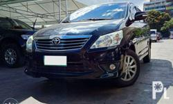 2014 Toyota Innova 2.5 G DSL AT Php 818,000 only 30% dp