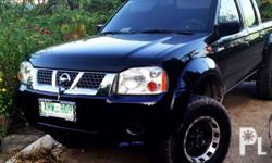 Nissan frontier titanium 4x4 Manual Diesel All power
