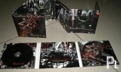[b]FS; CHILDREN OF BODOM CD PACKAGE WITH DVD BLOOD