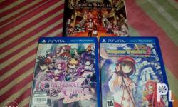For Sale: -Criminal Girls R:3 English 1000 -Dungeon