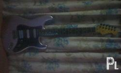 for sale; squier by fender silver series made in
