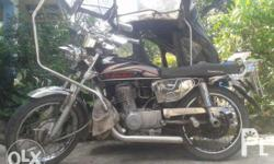FS Tricycle Tmx155 Stainless setup and sidecar