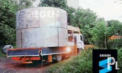 We are Tank Fabrication Company that can transport,