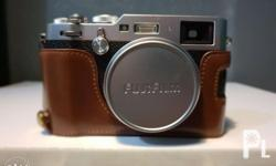 Fujifilm X100F Good as new Less than 500 actuations 3