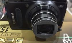 12 MegaPixels 15x Optical Zoom With memory card