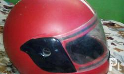 Full face Helmet with icc sticker.. call or text in