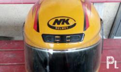 Full faced Helmet With cusion foam inside for added
