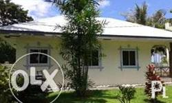 Subdivision house and Lot for sale near the beach