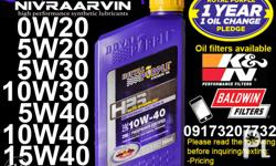 ***Royal Purple film strength test: