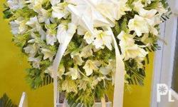 Send your sincere message of sympathy through flowers.