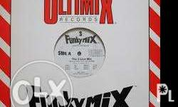 Complete Collection of: Funkymix 1-190 Ultimix 1-209