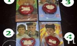 Funny Silicone Baby Pacifier Make great gifts for any