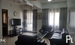 1 bedroom with furnitures and appliances 8th floor pool