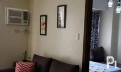 Furnished Condominium Unit for rent right across at