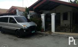 110sqm, bungalow house fully furnished. 1 tv 29""