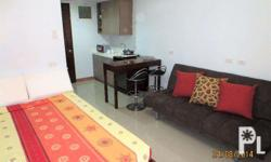 Available for rent a fully furnished Studio