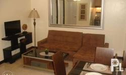 This fully furnished Two-Bedroom (2BR) apartment in