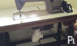 High speed sewing machine and (Brother) Good condition
