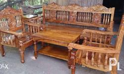 Very cheap furniture such as, sala set, dining