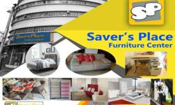 "Savers Place Furniture Center ""Design and Innovation at"