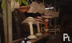 FURNITURES/HANDICRAFT RATTANAND ABACA PRODUCT