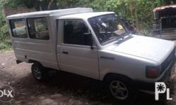 fx darna mdl 92 dual aircon almots new paint 5k engine