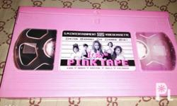 f(x) Pink Tape Album Unsealed Never been played 600