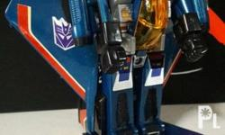 G1 Thundercracker Commemorative Series WITH FREE