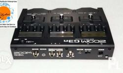 Brand New Zoom G3N Guitar Multi Effects Pedal FB Page: